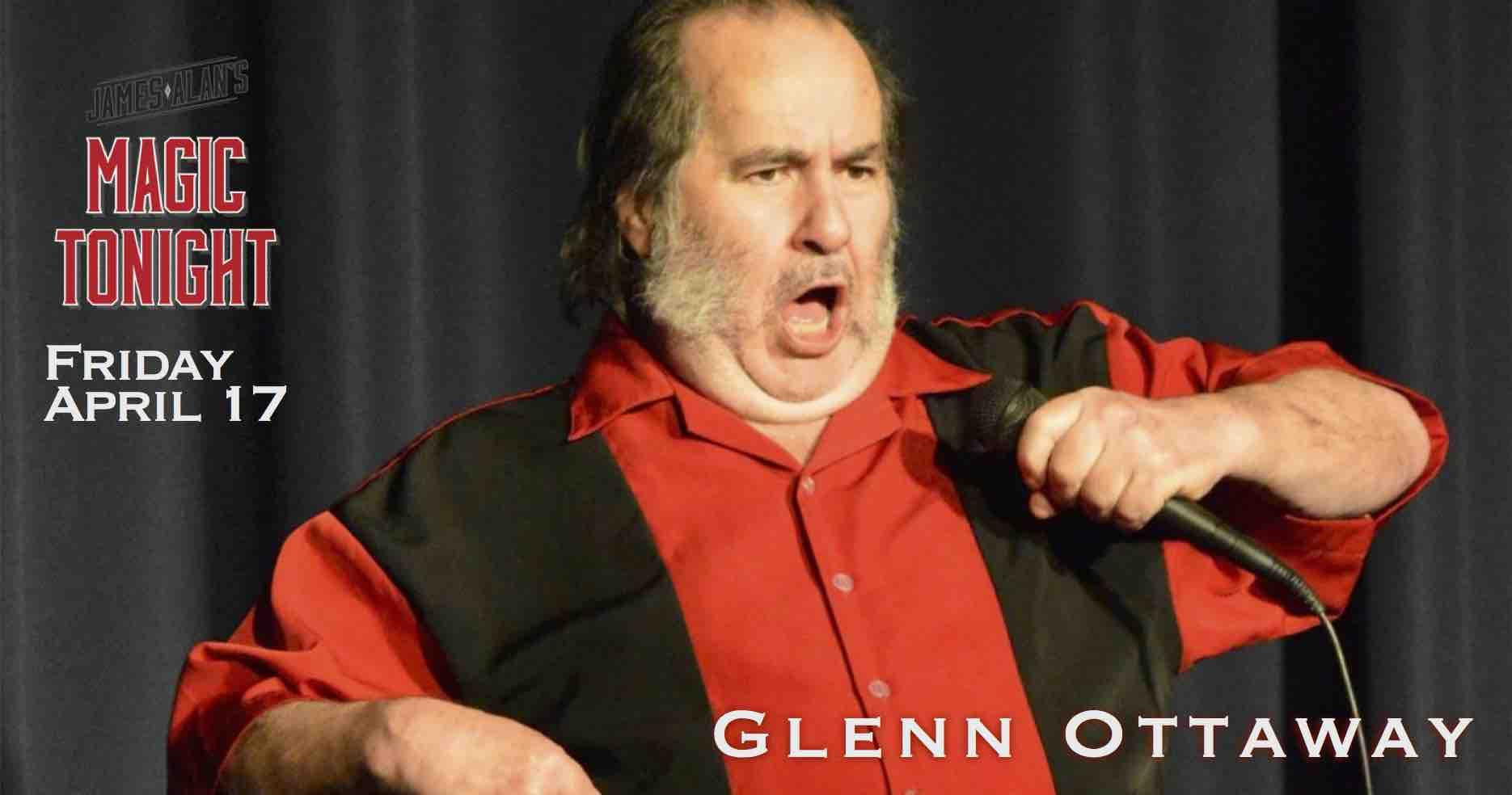 Apr 17 Glenn Ottaway
