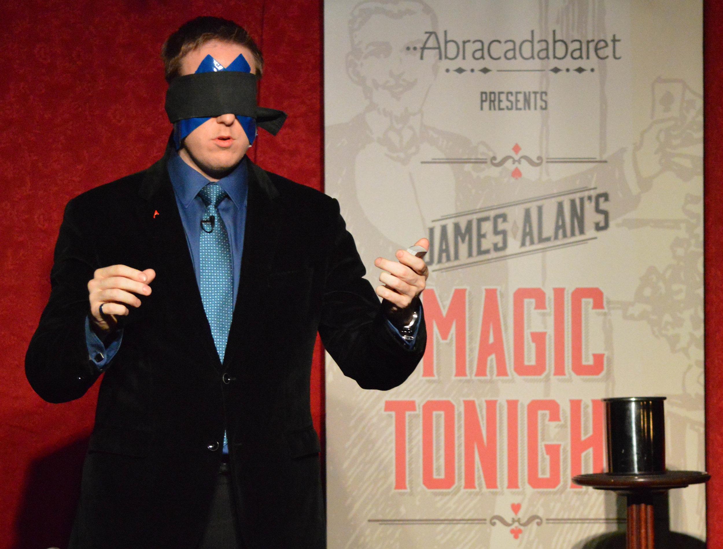 Magic Tonight @ The Crimson Lounge