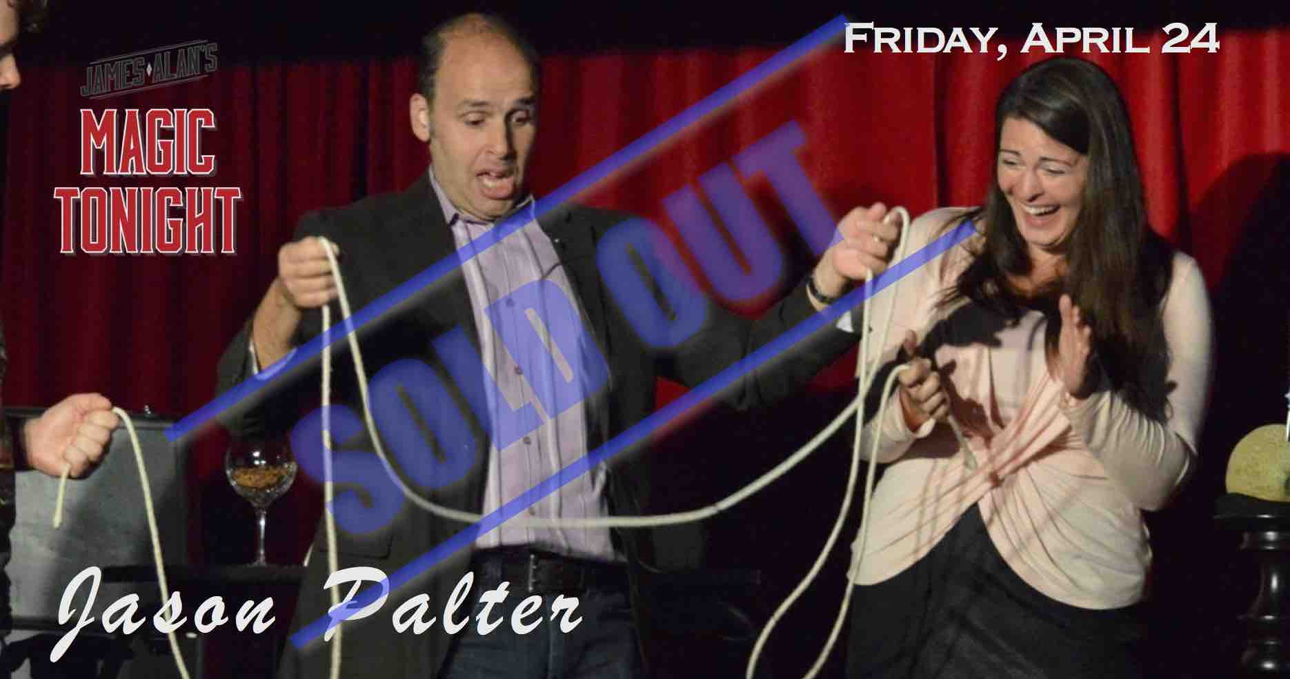 Apr 24 Jason Palter sold out