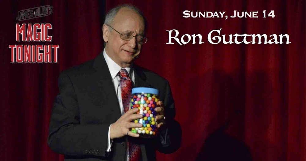 June 14 Ron Guttman
