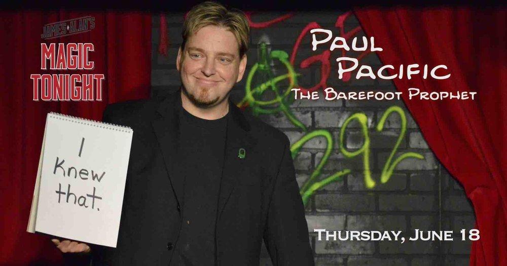 June 18 Paul Pacific