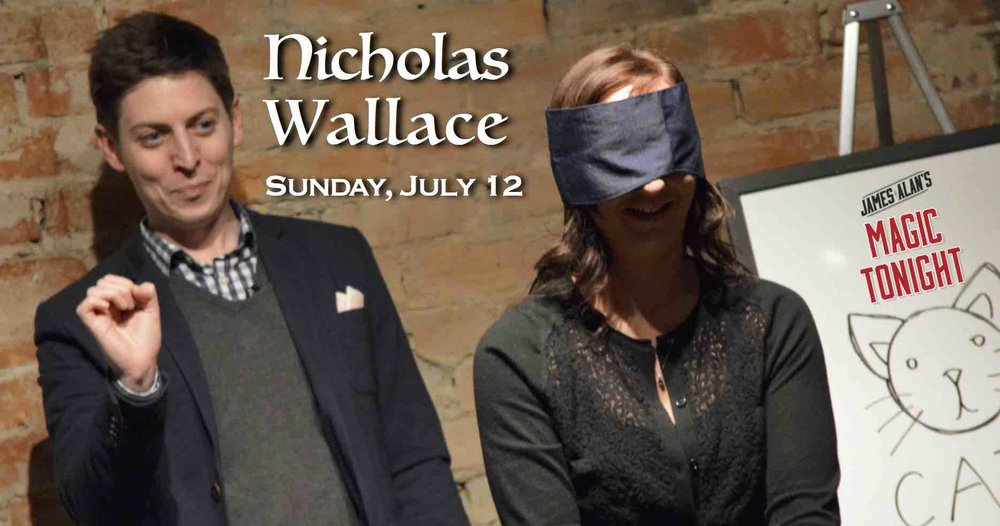 July 12 Nicholas Wallace