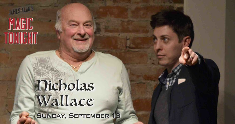 September 13 Nicholas Wallace