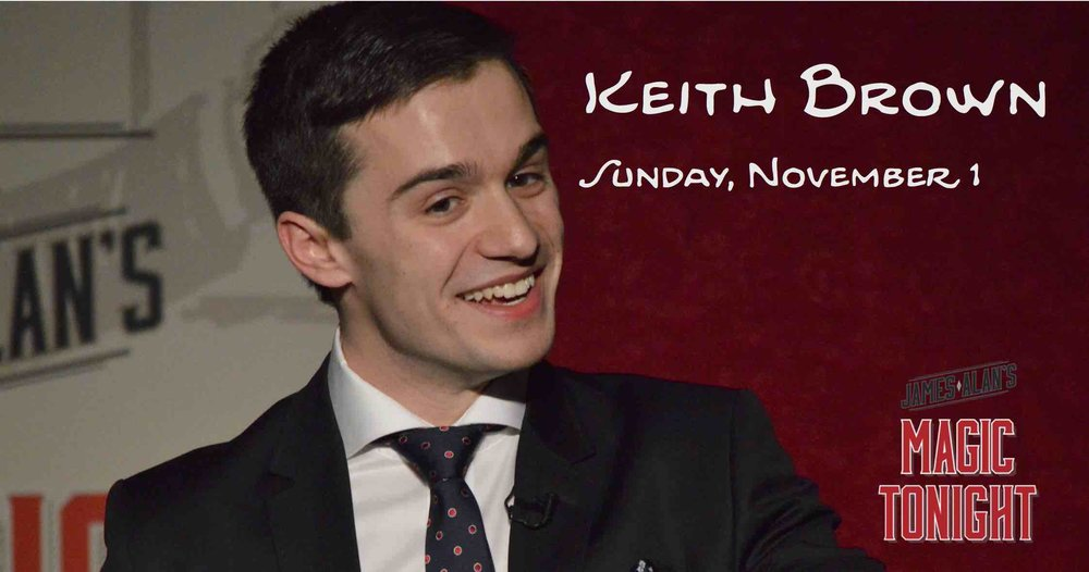 November 1 Keith Brown