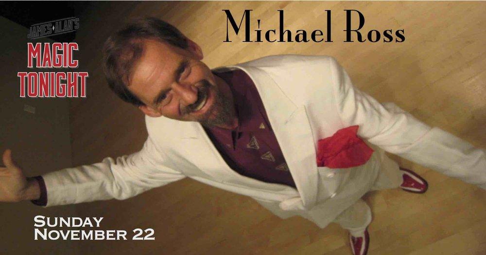 November 22 Michael Ross