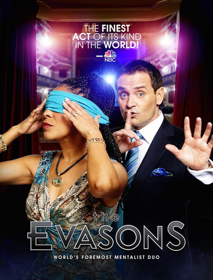 Jeff & Tessa Evason