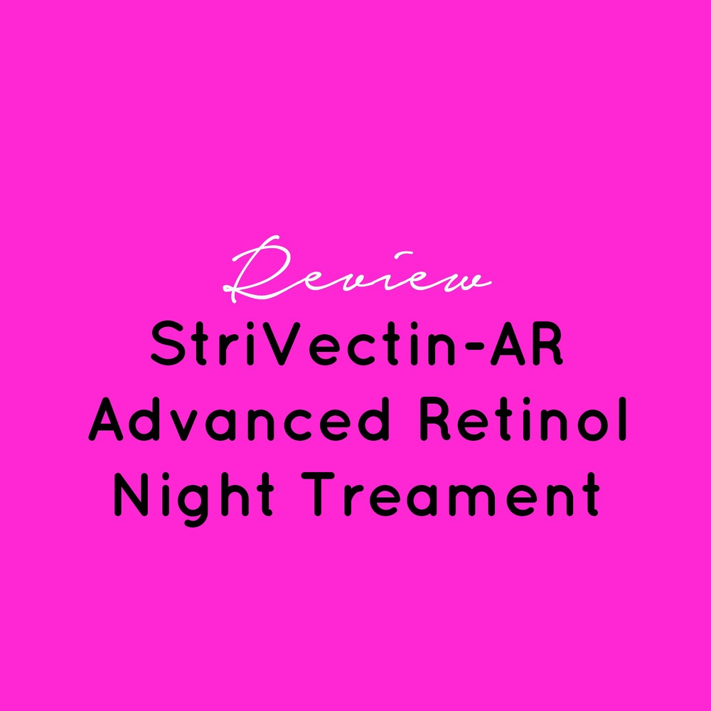StriVectin-AR Advanced Retinol Night Treatment