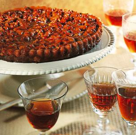 Caramelized Walnut Tart via Williams-Sonoma