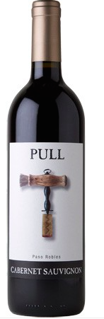 Pull Cabernet Cauvignon insolence + wine