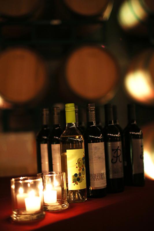 wedding wine insolence + wine