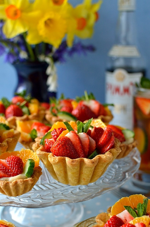 Primm's Fruit Tart