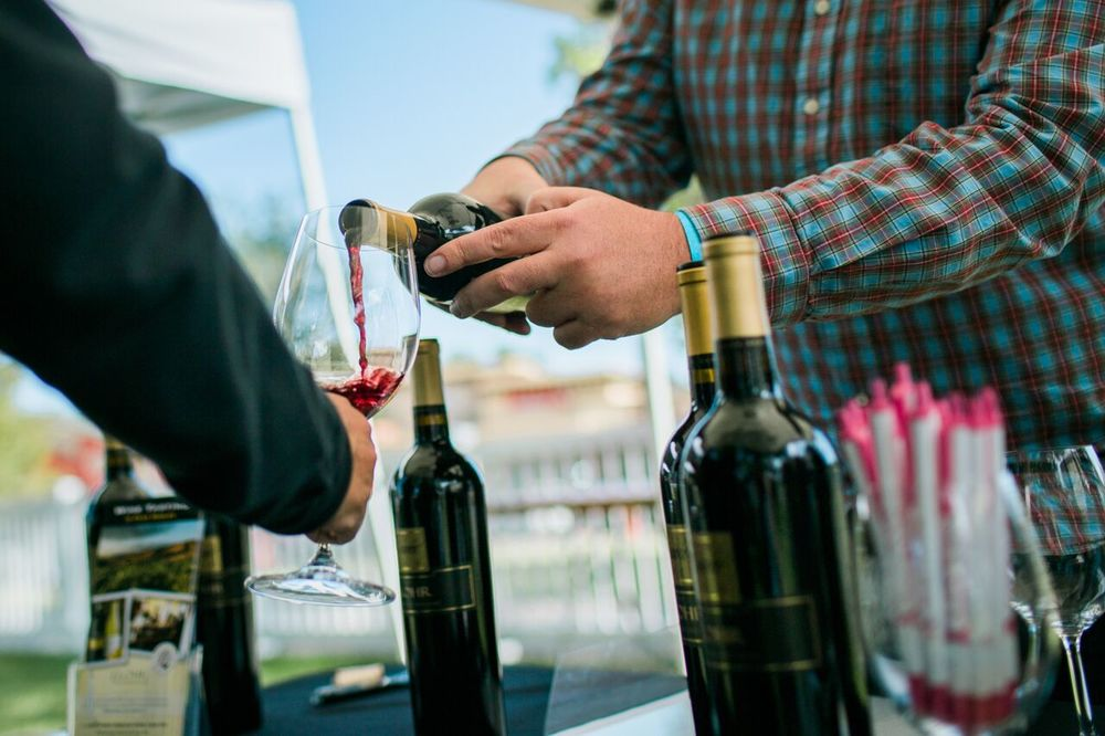 Photo courtesy of Paso Robles Wine Country