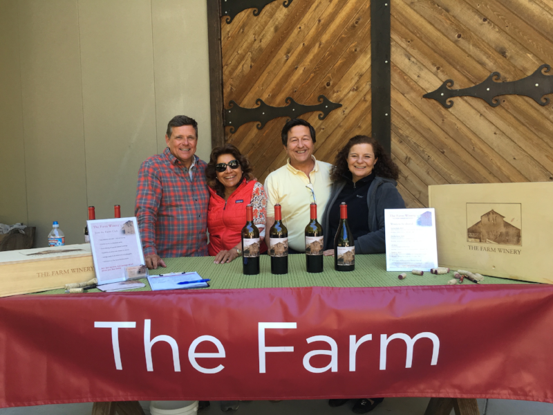 The Farm Winery insolence + wine