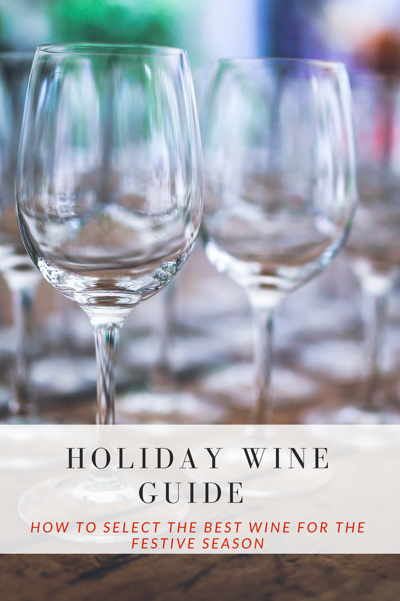Selecting the best wine for your holiday festivities insolence + wine