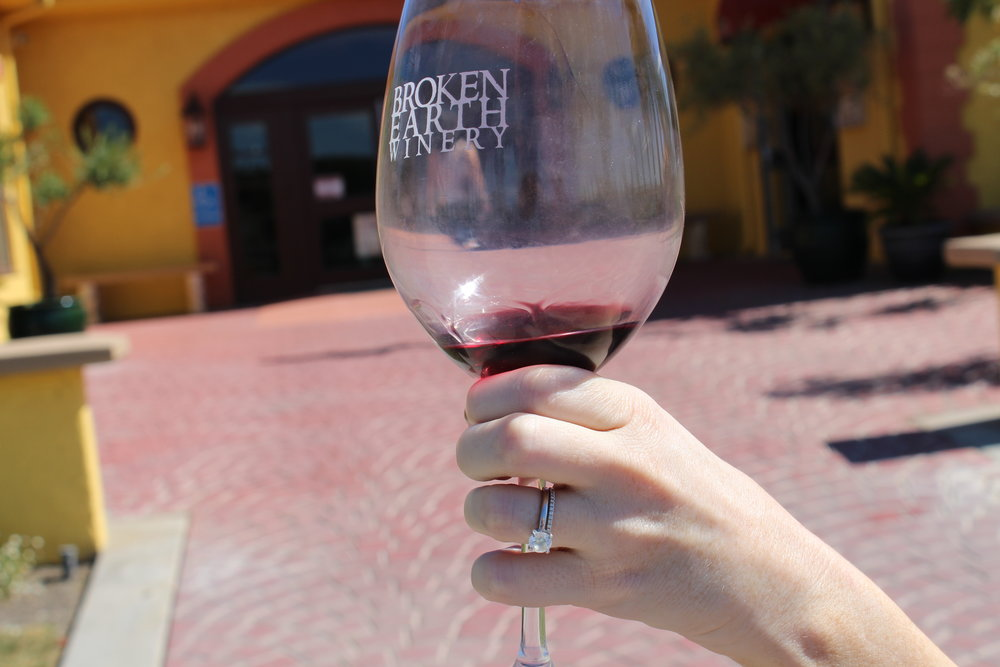Broken Earth Winery