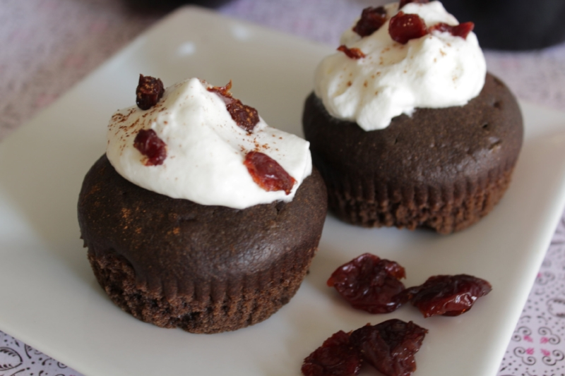 red wine cupcakes made with cabernet sauvignon are perfect for a special occasion. insolence + wine