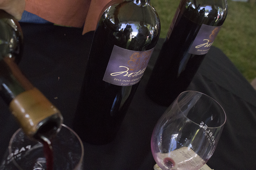 Mitchella Paso Robles Wine Fest 2017 Review