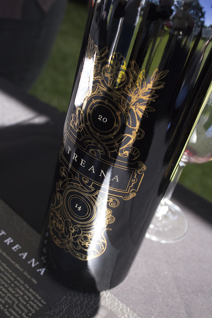 Treana Paso Robles Wine Fest 2017 Review