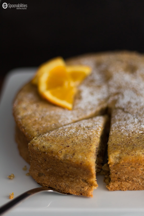 This hazelnut citrus torte from  Spoonabilities  would be ideal for Hanukkah or Passover.