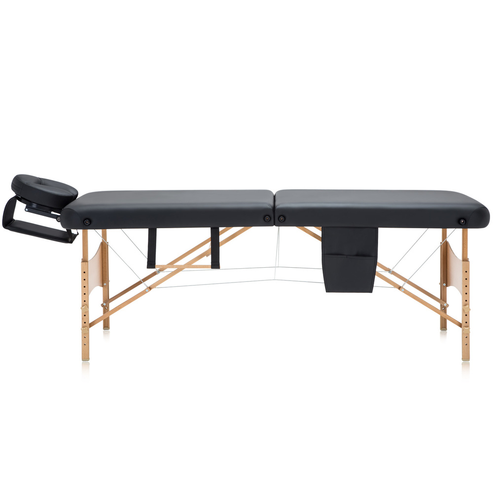 massage table 004 beech portable massage table