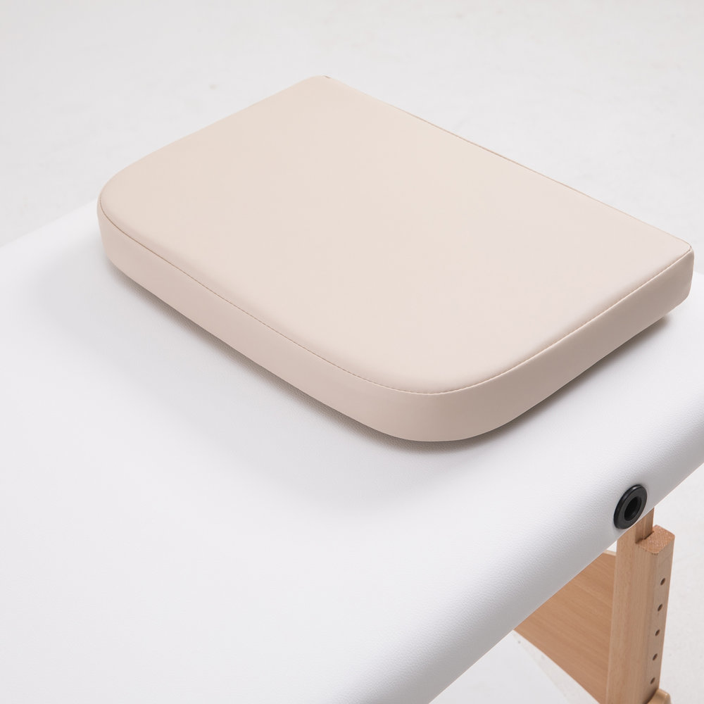 Flat pillow with Oval-plug