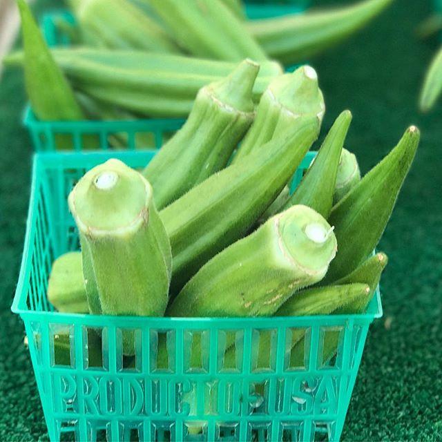 Ever tried fried okra? It's amazing!