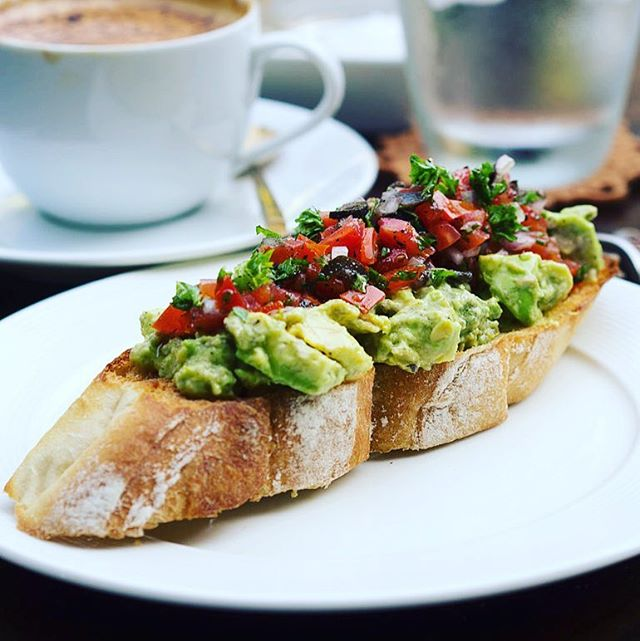 If you have not tried avocado toast you are missing out. It's delicious!