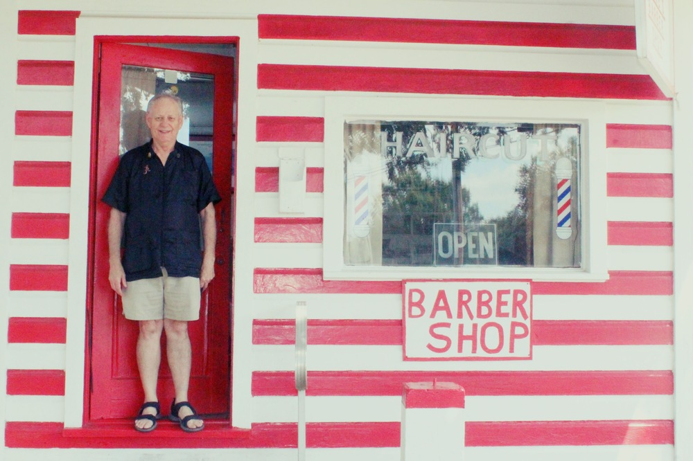 Lepre's Barber Shop, Biloxi, Mississippi