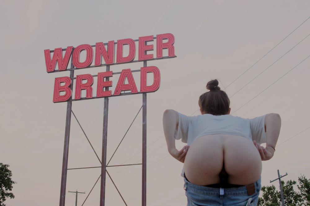 Wonder Bread Sign, Columbus, Ohio