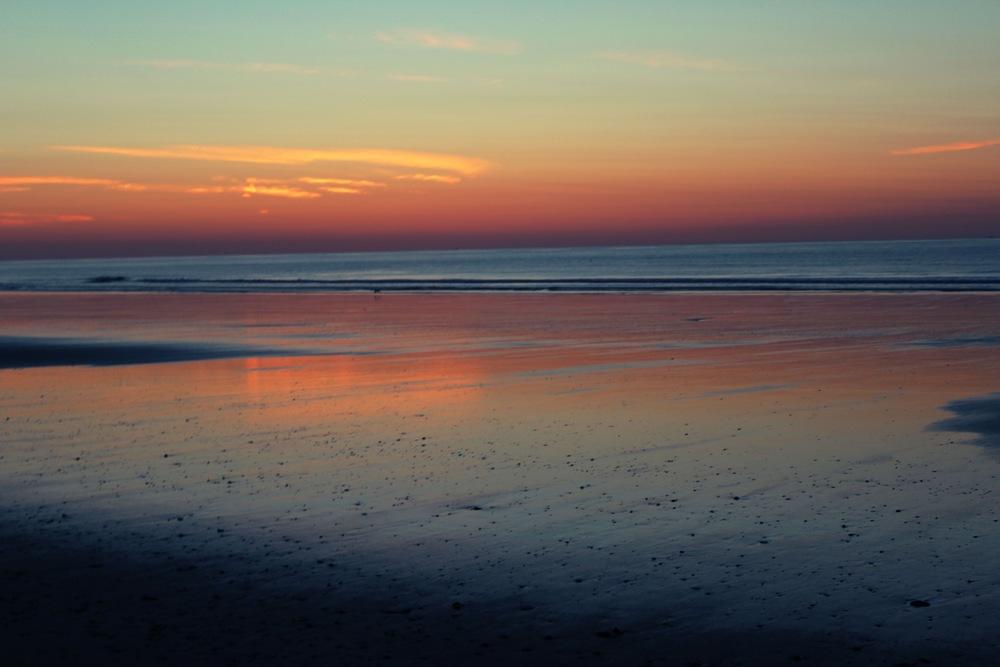Sunrise, Rye, New Hampshire