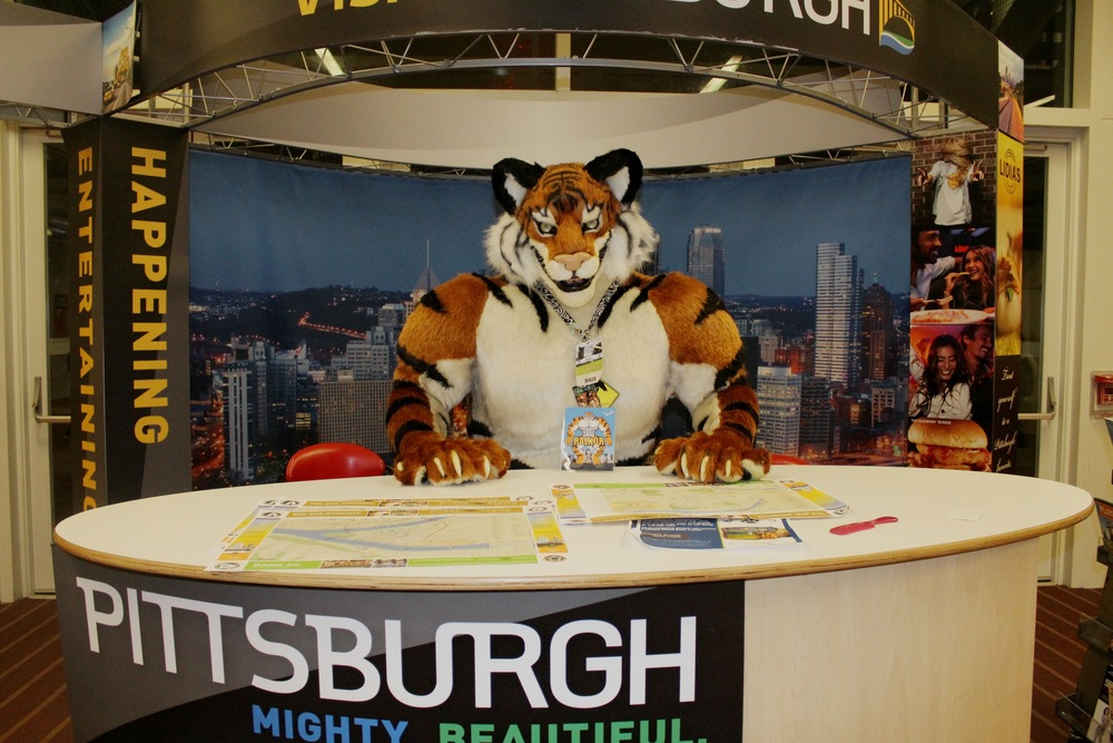 Furry Convention (Anthrocon), Pittsburgh, Pennsylvania