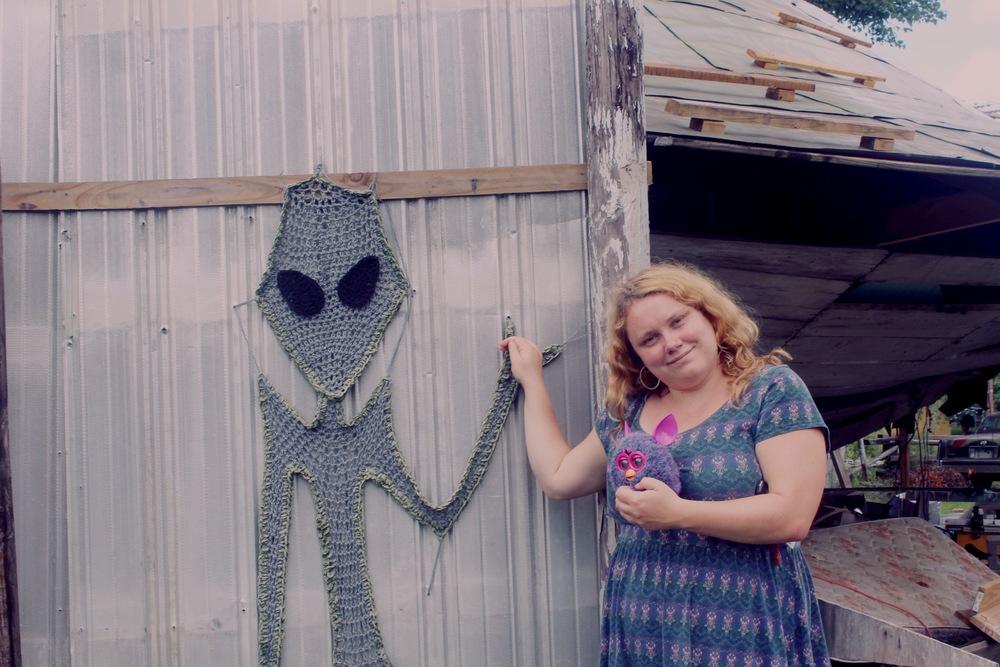 UFO Welcome Center, Bowman, South Carolina