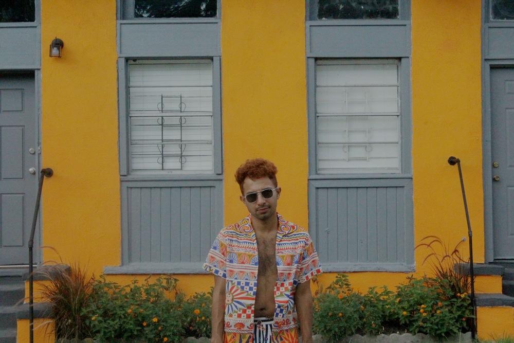 Ric, New Orleans, Louisiana