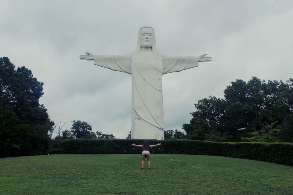 Jesus Of The Ozarks, Eureka Springs, Arkansas