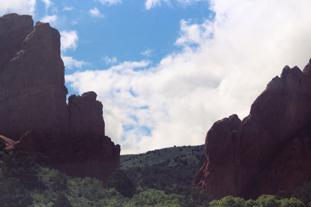 The Garden of the Gods, Colorado Springs, Colorado