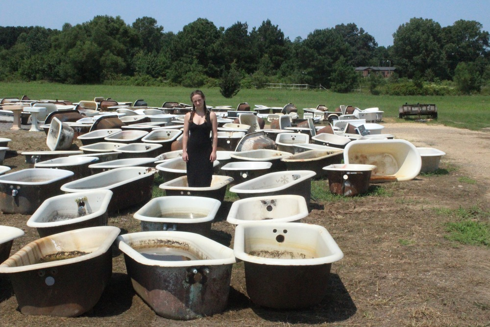 Bathtub Graveyard, Tennessee