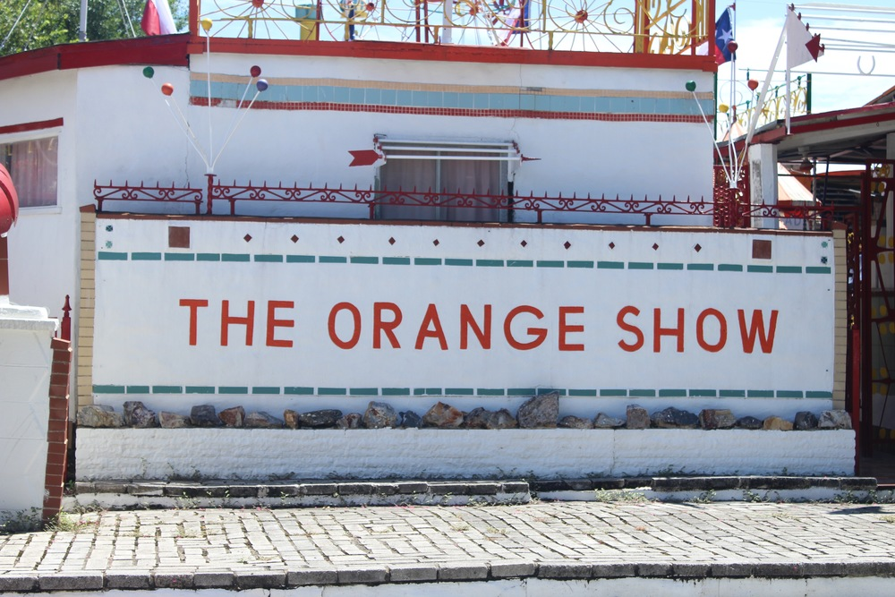 The Orange Show, Houston, Texas