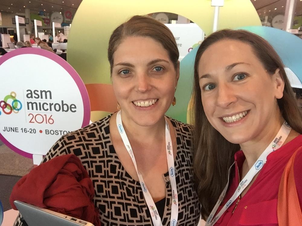 2016.6 ASM Microbe Erika Kurt Nichole Broderick.JPG