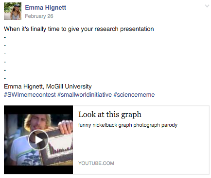 Emma Hignett – McGill University