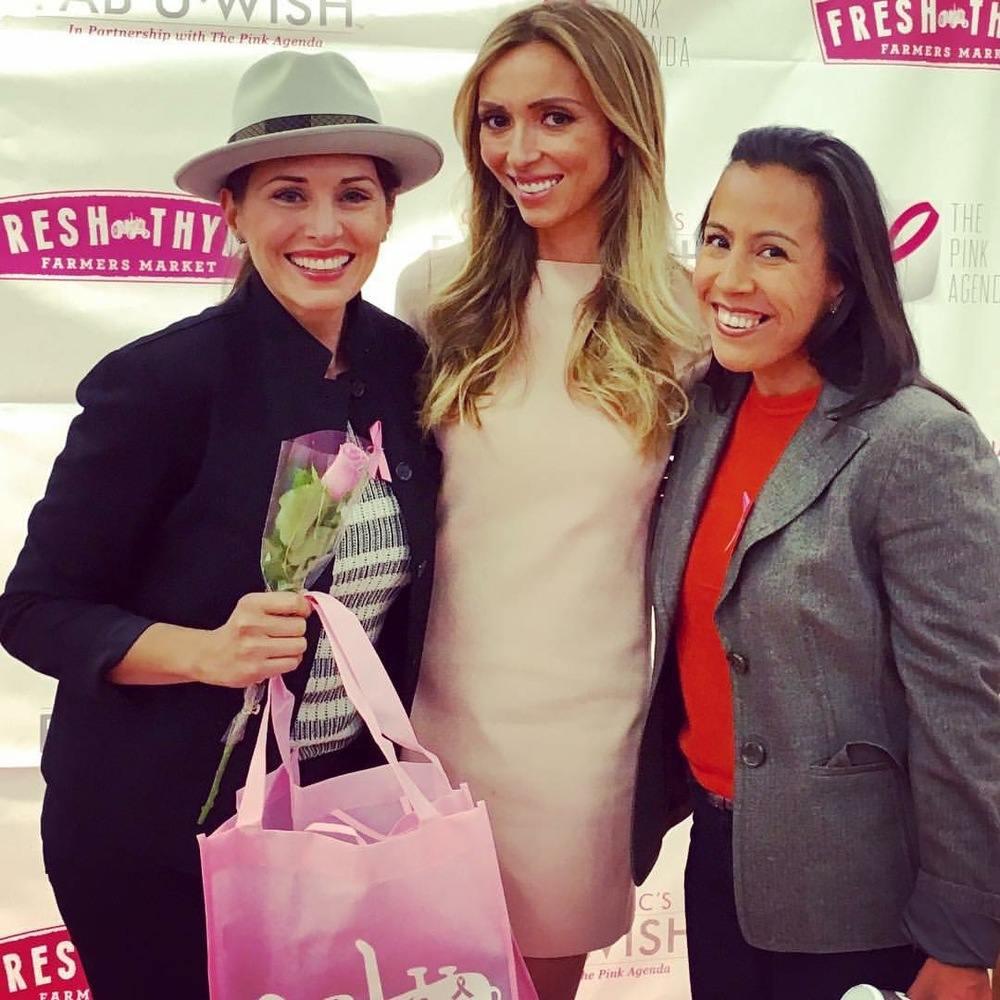 We love Giuliana Rancic!