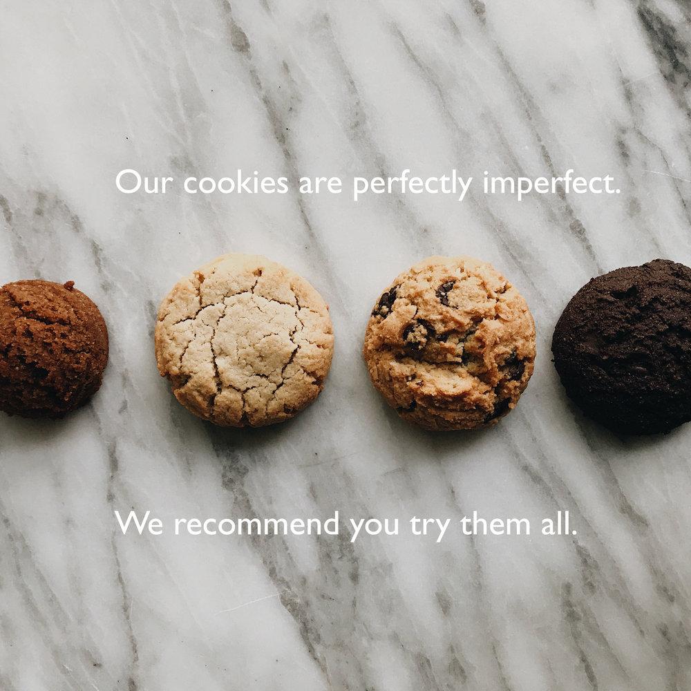 MeraBites Paleo Cookies