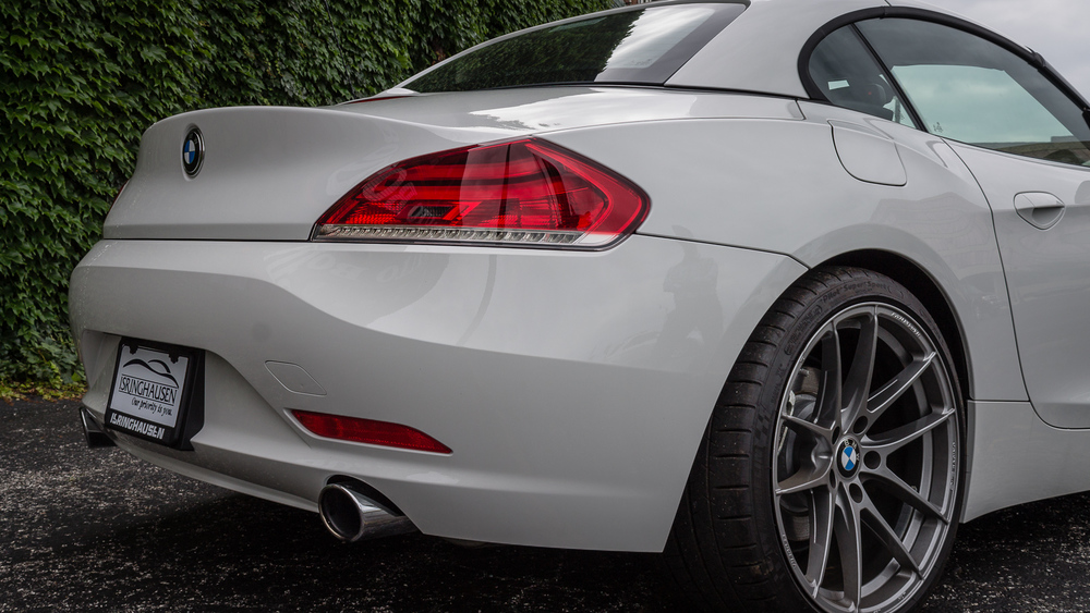 The Bmw Z4m That Should Have Been Isringhausen Motorsports