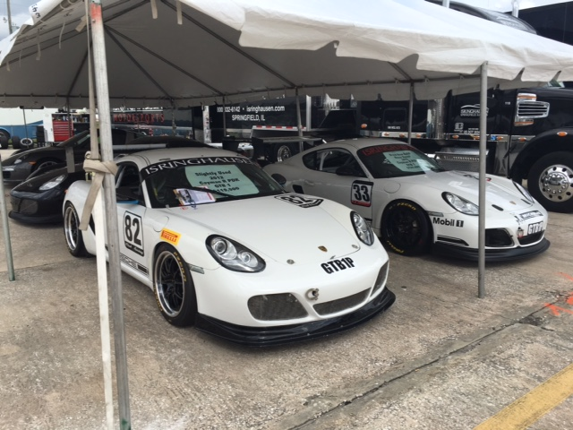 2016 Isringhausen Motorsports to Campaign GT4 Clubsport in Six