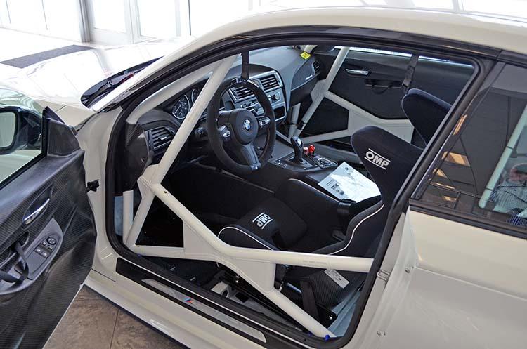 2016 BMW M235i Racing  Isringhausen Motorsports