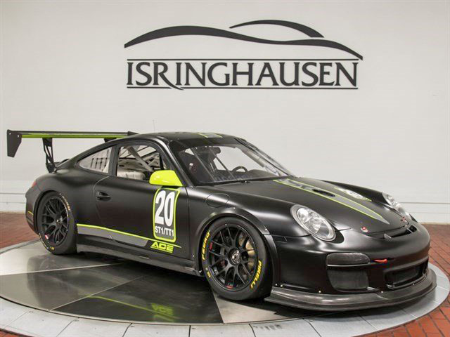 2006 porsche 911 gt3 cup isringhausen motorsports. Black Bedroom Furniture Sets. Home Design Ideas