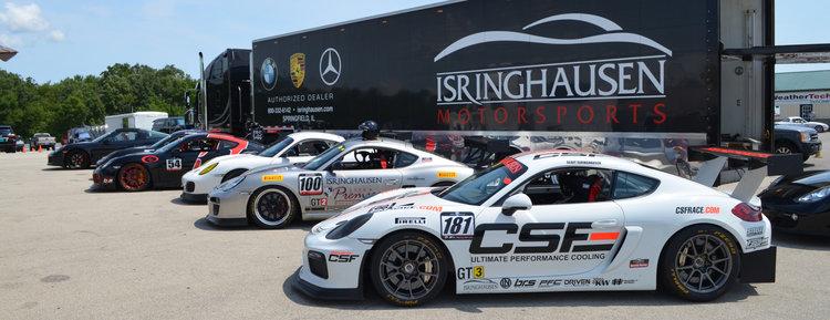 Porsche Club Of America Profiles Isringhausen Motorsports - Porsche club racing