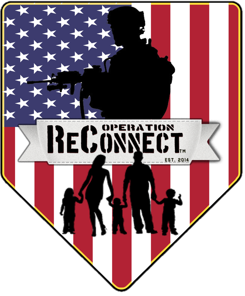 2018 ReConnect Raffle - Old Glory — Deploy  Return  ReConnect