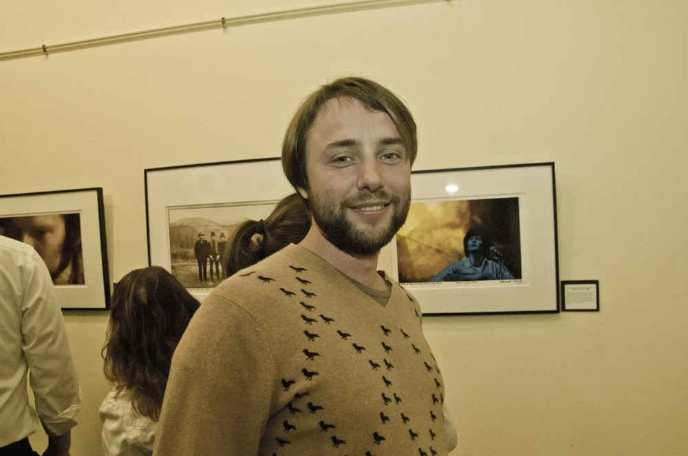 Vincent Kartheiser at the Woodstock Playhouse
