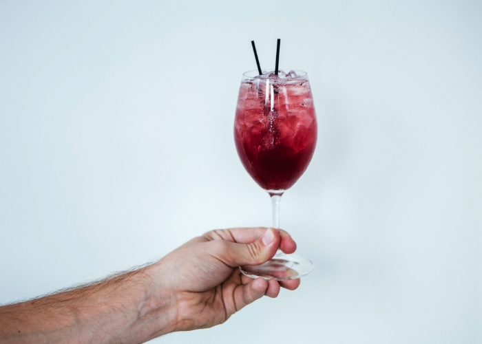 Brimmer & Heeltap's wonderful crew member Nicole Hardy waxes poetic about hibiscus-infused cocktails.