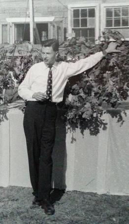 Dad, 1954